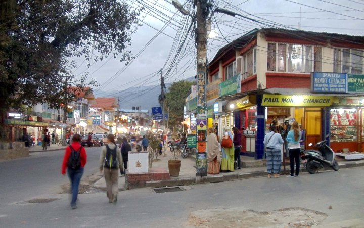 pokhara-lakeside-street-at-dusk