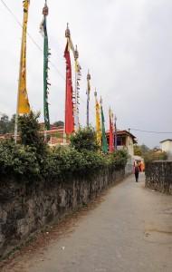 Tibetan, Nepal, Flags