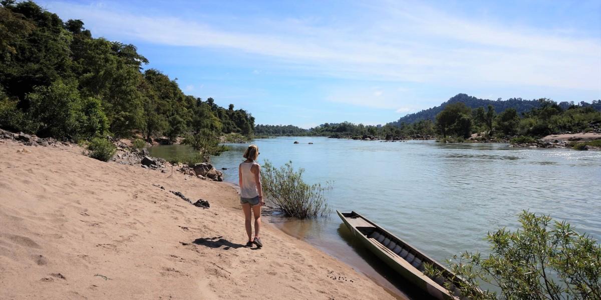 Tout au sud du Laos, les 4000 îles