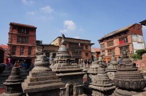 Swayambhunath, monkey temple, Nepal Katmandou