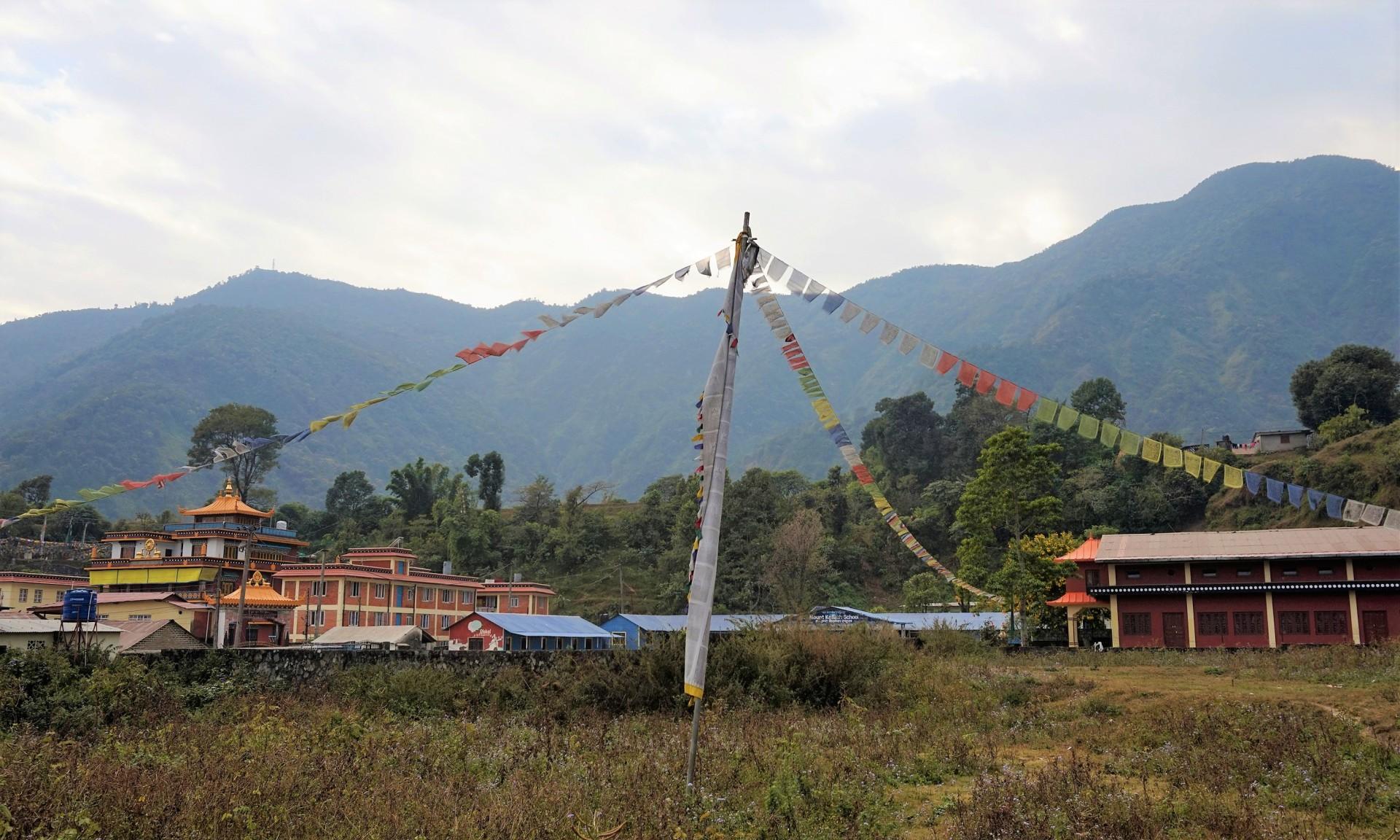 Tibet, village, pokhara Nepal