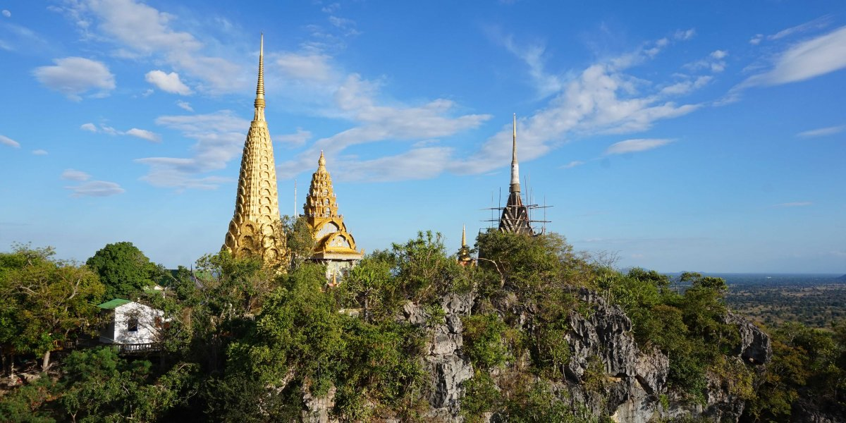 Battambang, entre ville et campagne
