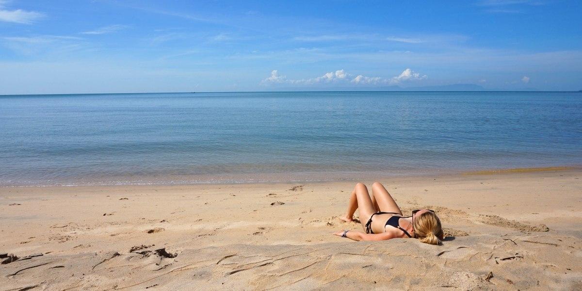 Kep, enfin la plage !