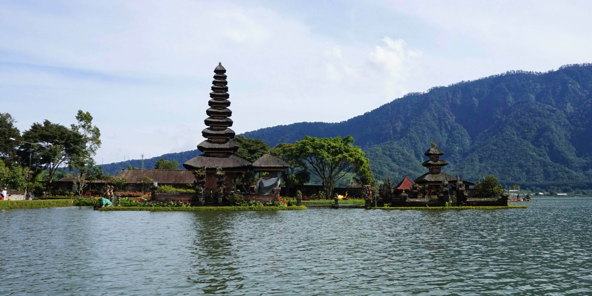 Bedugul, premier vrai contact avec Bali