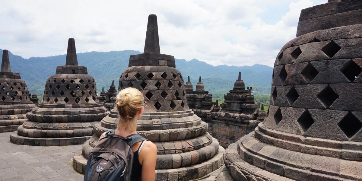 Borobudur, le prix du sacré