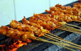 chicken satay recipes