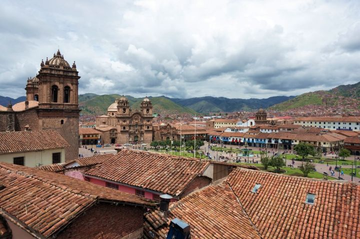 Pérou Cuzco Cusco 01