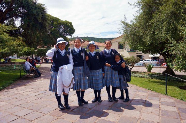 Pérou Cuzco Cusco 17