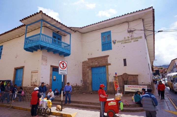Pérou Cuzco Cusco 18