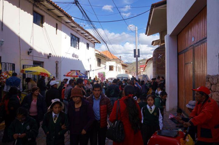 Pérou Cuzco Cusco 40