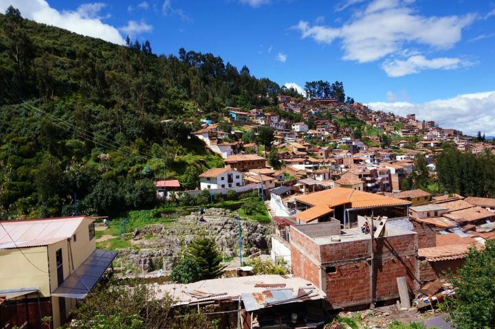 Pérou Cuzco Cusco 46