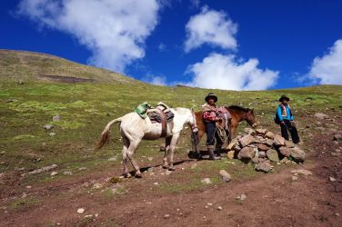 Pérou Rainbow Mountain Vinicunca 09