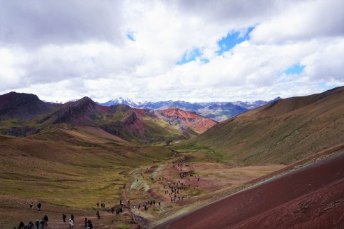 Pérou Rainbow Mountain Vinicunca 31