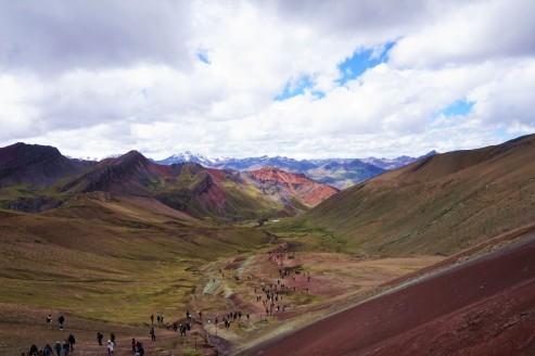 Pérou Rainbow Mountain Vinicunca 31