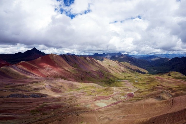 Pérou Rainbow Mountain Vinicunca 43