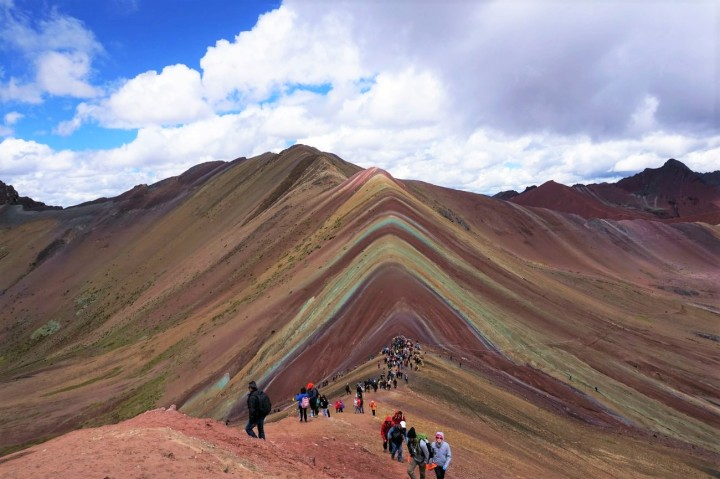 Pérou Rainbow Mountain Vinicunca 44