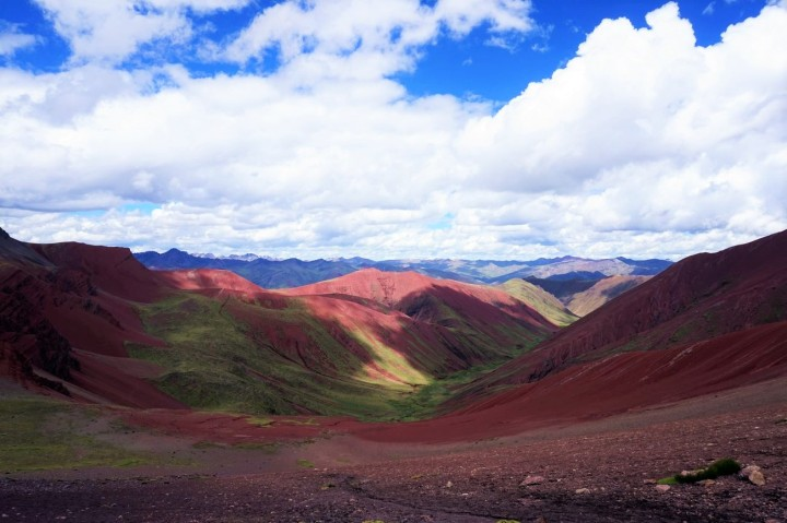 Pérou Rainbow Mountain Vinicunca 63