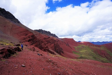 Pérou Rainbow Mountain Vinicunca 67