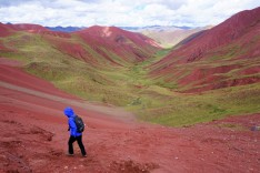 Pérou Rainbow Mountain Vinicunca 68