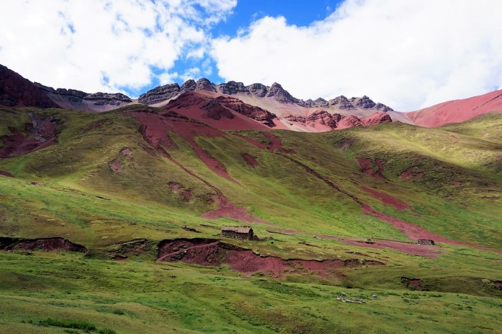 Pérou Rainbow Mountain Vinicunca 80
