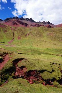 Pérou Rainbow Mountain Vinicunca 81