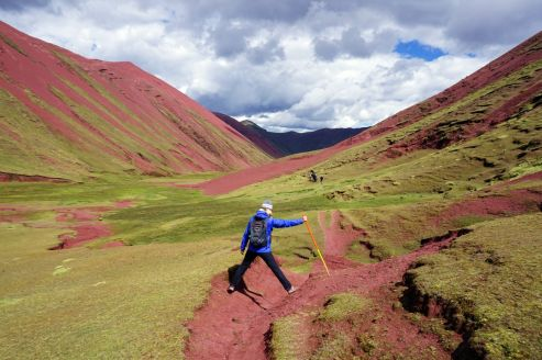 Pérou Rainbow Mountain Vinicunca 82