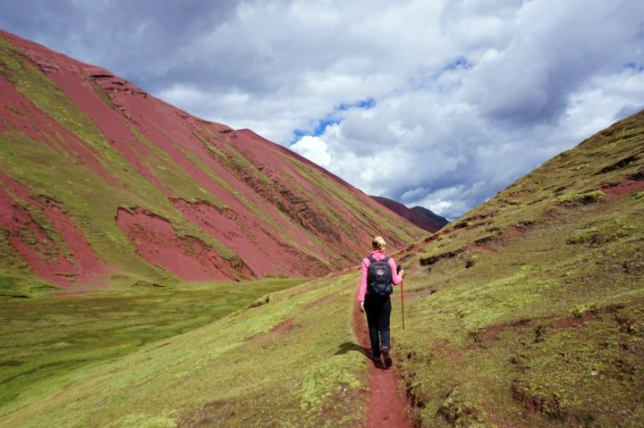 Pérou Rainbow Mountain Vinicunca 85