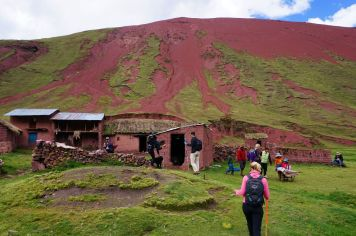 Pérou Rainbow Mountain Vinicunca 88