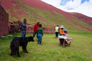 Pérou Rainbow Mountain Vinicunca 90