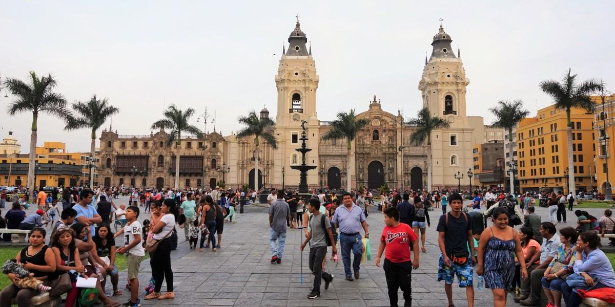 Lima, centre et cœur historique