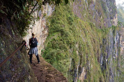 Perou Machu Picchu Inka Bridge 05
