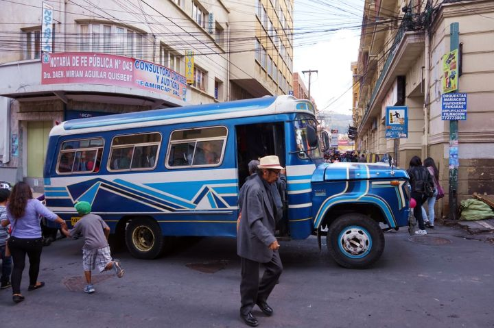 Bolivie La Paz 29