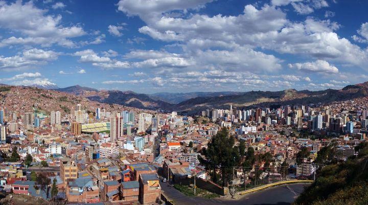 Bolivie La Paz 32