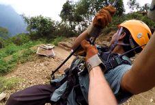 Bolivie La Paz Route de la Mort Yungas 110