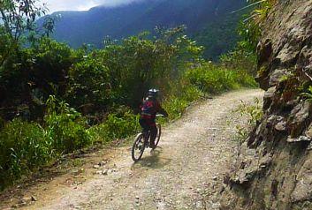 Bolivie La Paz Route de la Mort Yungas 111