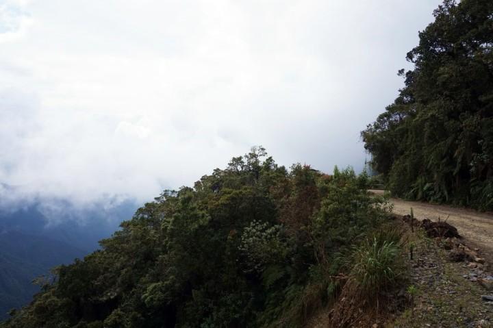 Bolivie La Paz Route de la Mort Yungas 37