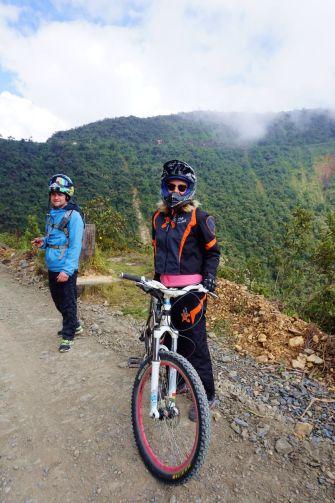 Bolivie La Paz Route de la Mort Yungas 38