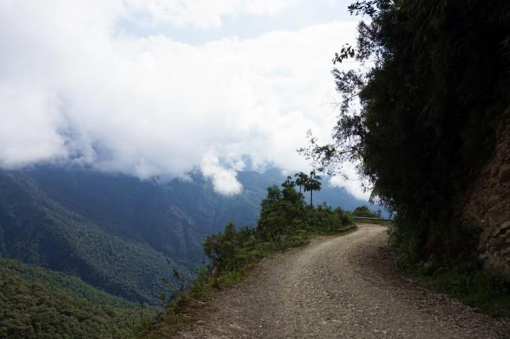 Bolivie La Paz Route de la Mort Yungas 42