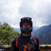 Bolivie La Paz Route de la Mort Yungas 50