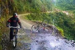 Bolivie La Paz Route de la Mort Yungas 61
