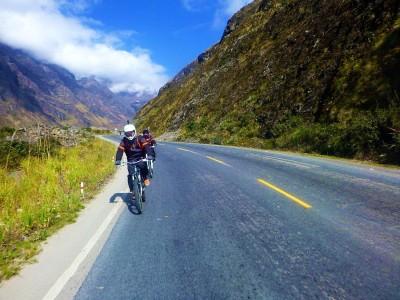 Bolivie La Paz Route de la Mort Yungas 69