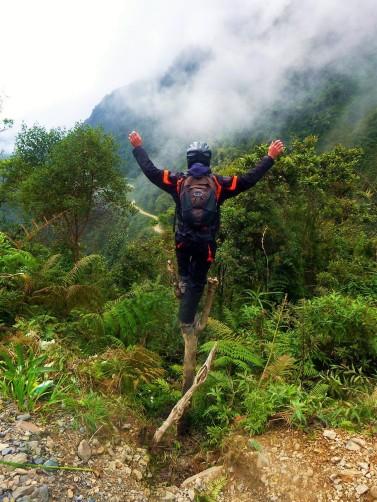Bolivie La Paz Route de la Mort Yungas 73