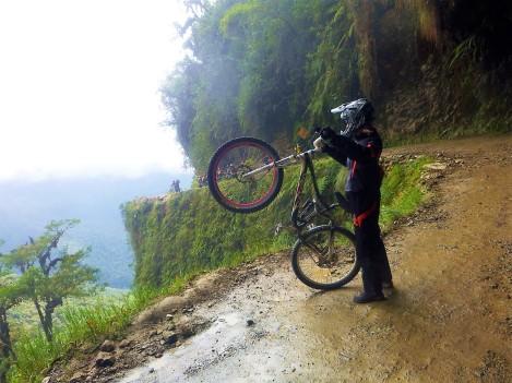 Bolivie La Paz Route de la Mort Yungas 76