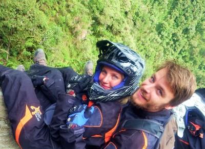 Bolivie La Paz Route de la Mort Yungas 80