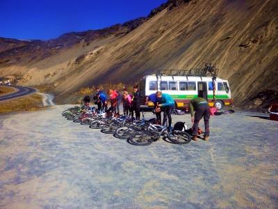 Bolivie La Paz Route de la Mort Yungas 89