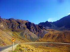 Bolivie La Paz Route de la Mort Yungas 93