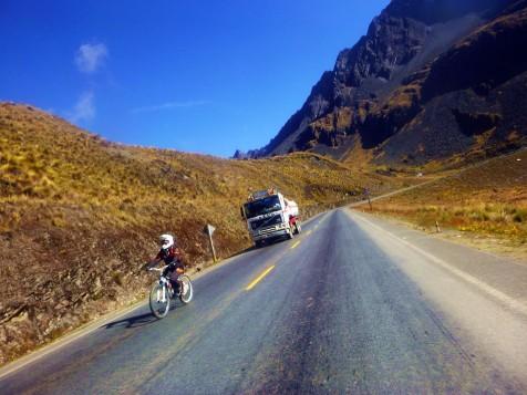 Bolivie La Paz Route de la Mort Yungas 94