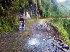 Bolivie La Paz Route de la Mort Yungas 99