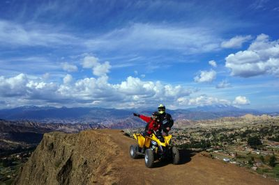 Bolivie La Paz Valle de la Luna 12