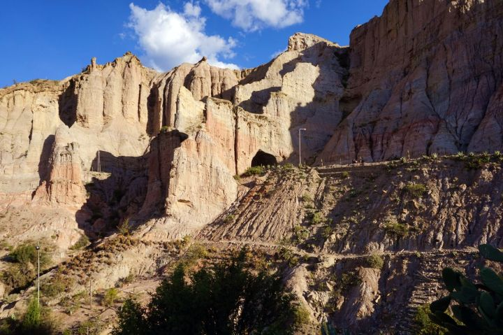 Bolivie La Paz Valle de la Luna 18